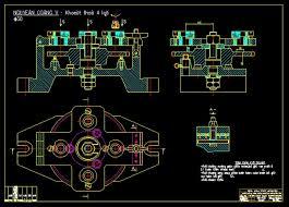 AutoCAD hỗ trợ thiết kế trong cơ khí