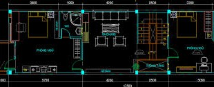 AutoCAD hỗ trợ thiết kế trong xây dựng