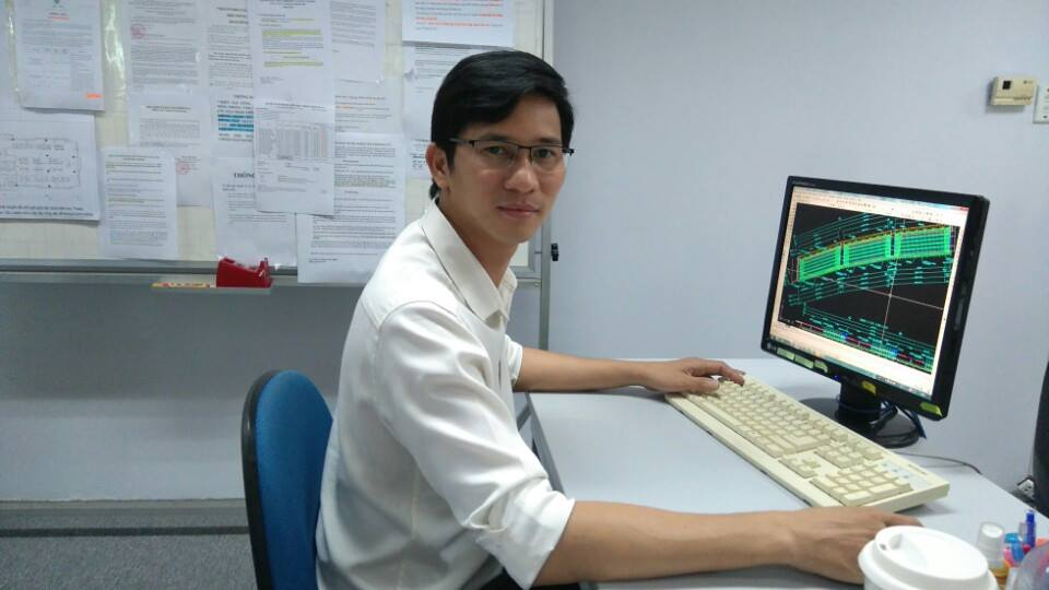 gioi thieu Nguyen Ha Xuan Tam