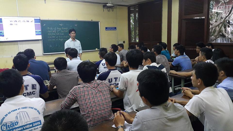 Nguyen Ha Xuan Tam voi buoi chia se kinh nghiem hoc va ung dung AutoCAD 3