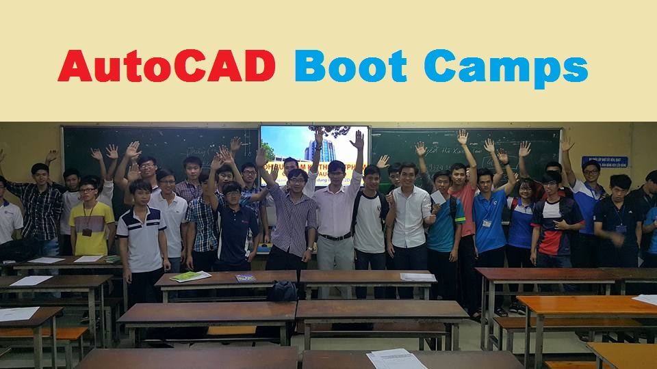 AutoCAD Boot Camps 2