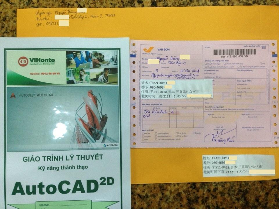 Giao trinh Ky Nang Thanh Thao AutoCAD 2D gui di Nhat 1