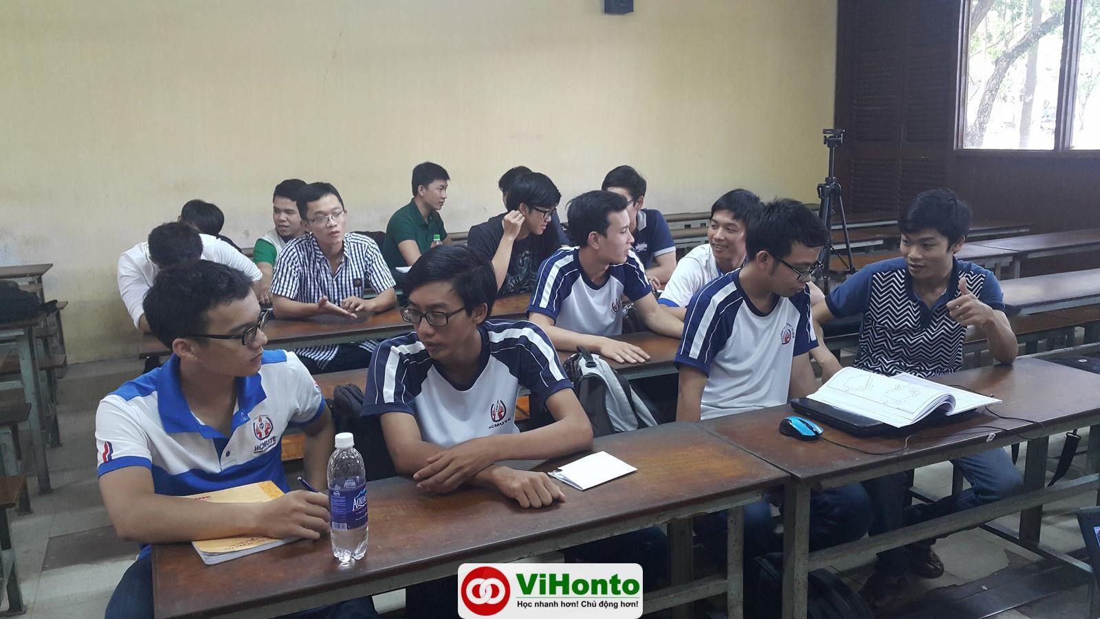 Nguyễn Hà Xuân Tám, Autocad 2d tại đà nẵng