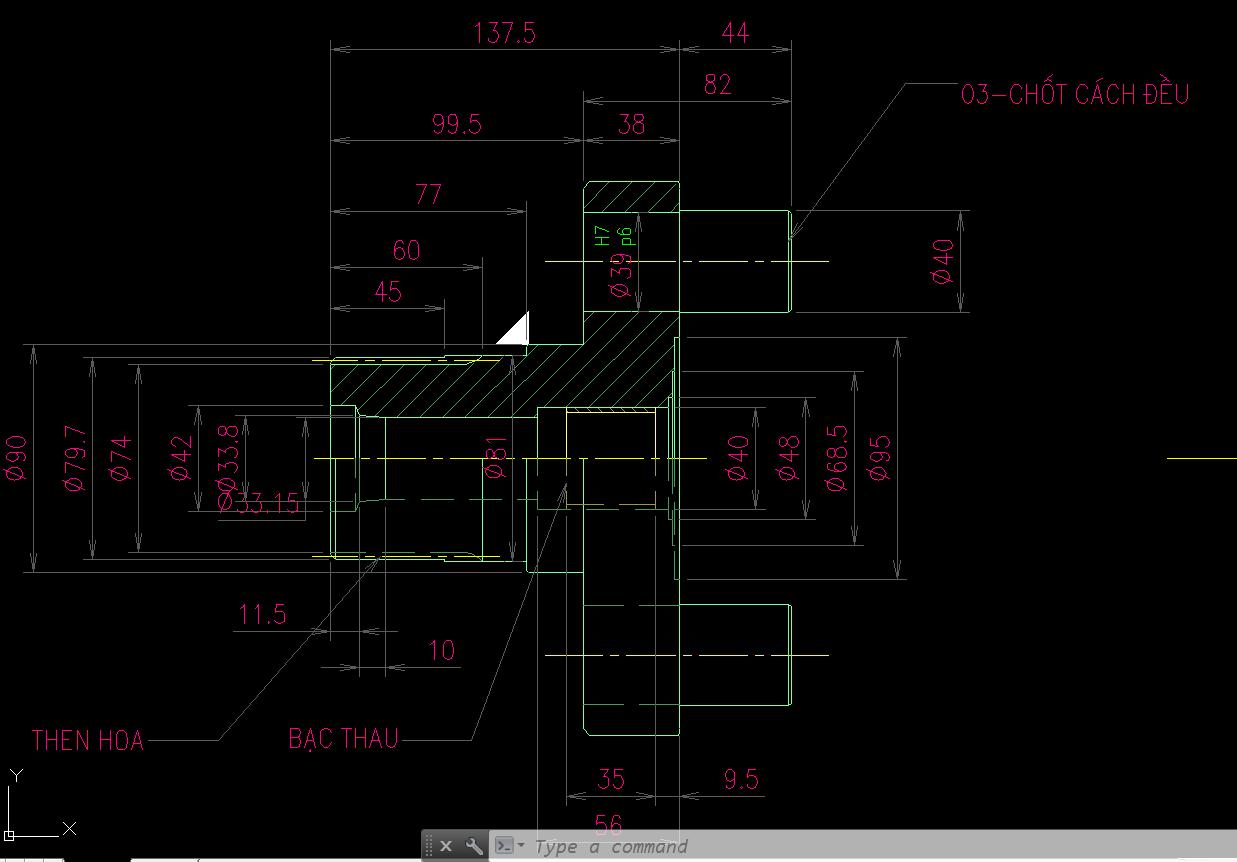 cac duong net trong autocad duoc quan li bang cac layer_1